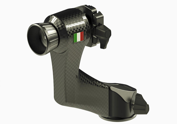 Zenelli Carbon ZR Reduced Gimbal Head
