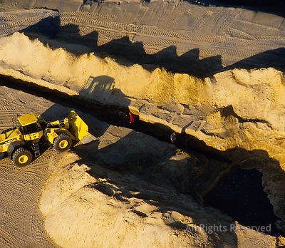 Excavation and Dredging Quebec Canada