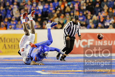 Boise State football v New Mexico