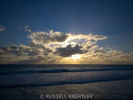 Cottesloe Beach South Sunset