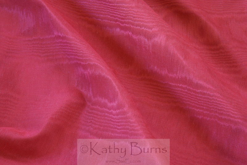 Burgundy Red Jacquard Upholstery Fabric
