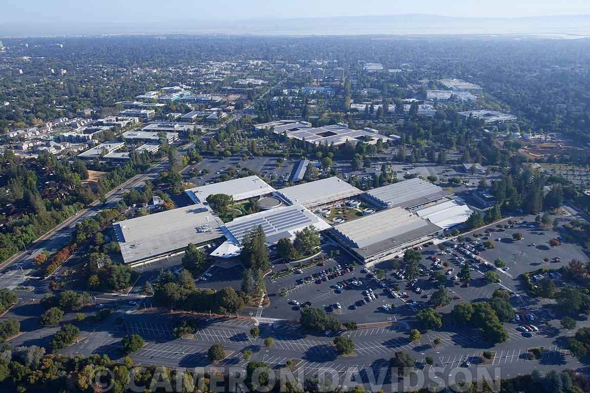 HP Corporate Headquarters