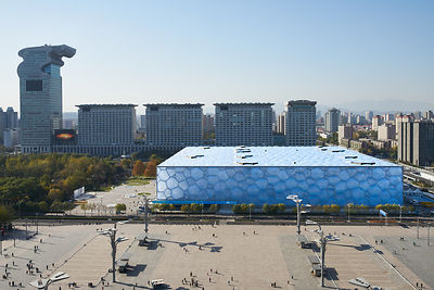 Beijing National Aquatics Center (Water Cube)