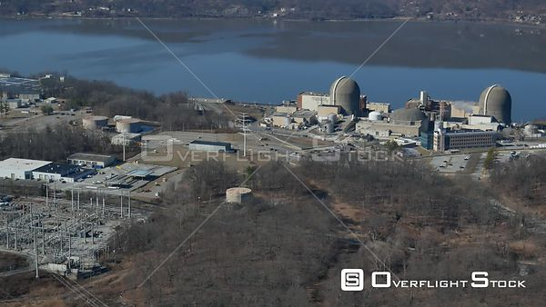 Indian Point Nuclear Power Plant New York