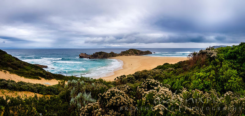 Beach at The Island, Robberg