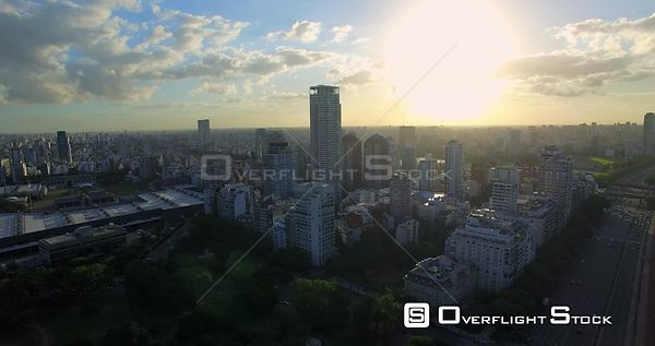 Downtown Buenos Aires Argentina