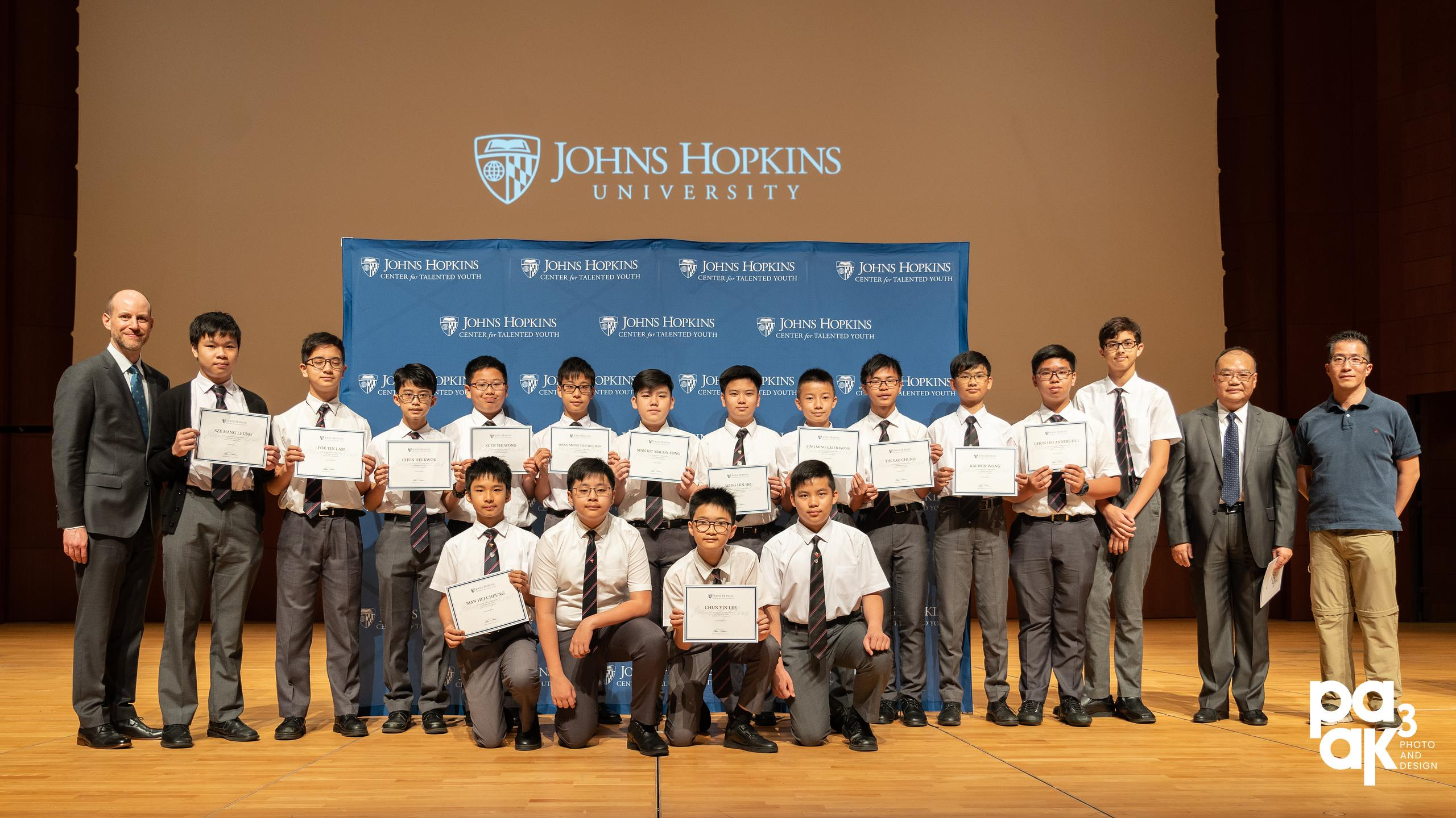 CTY High Honors Award Ceremony 2019 HongKong