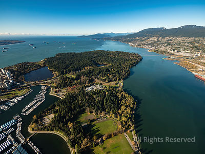 Stanley Park and North Shore
