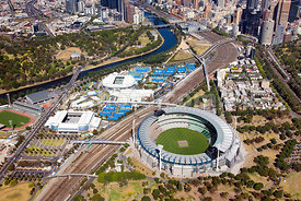 Melbourne Cricket Ground Vic
