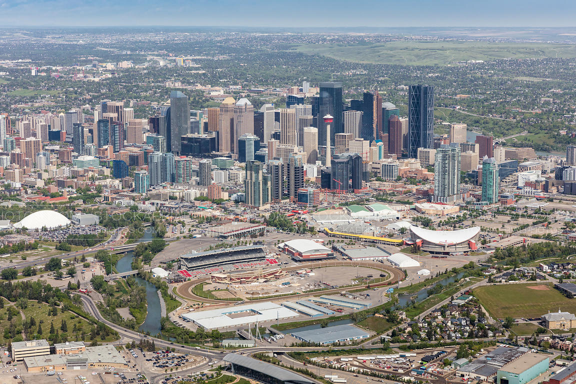 Calgary Stampede Grounds