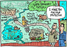 Farm Hazards