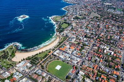 Coogee Beach Area