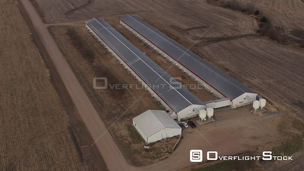 Egg Production Facility, Plymouth, Nebraska, USA