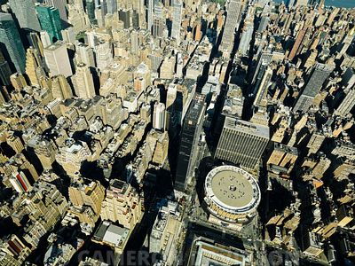 Aerial Manhattan, New York City