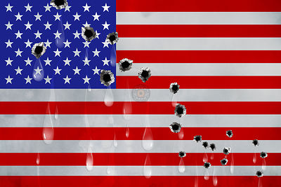 USA Mourns Another Mass Shooting.