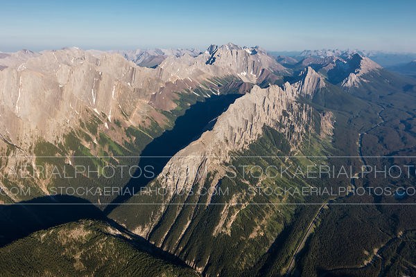 Mount Wintour, Kananaskis