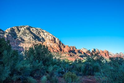 Red-Rock Buttes landscape in Sedona, Arizona