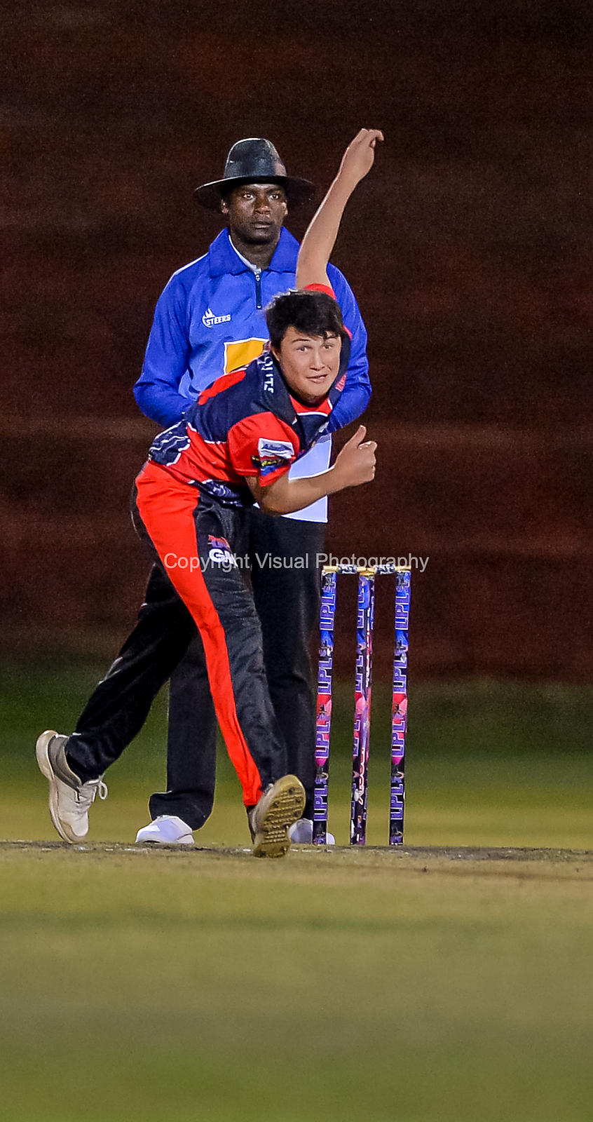 Cricket-under16- LPL Championship 2019-cricket final Tasmanian devils Vs Western Warriors - wits university main cricket oval.