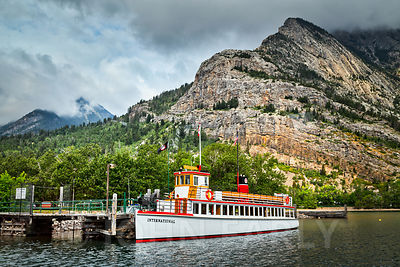The International at Waterton Park Docks.
