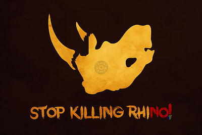 Stop the Killing of Rhinos in South Africa.