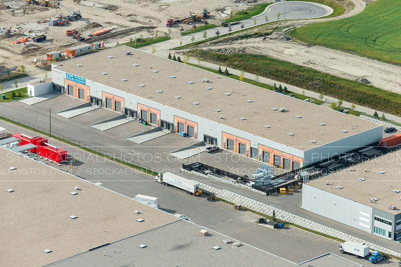 Highland Park Industrial, Airdrie