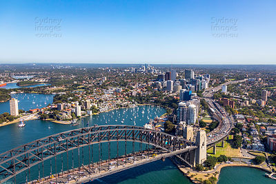 South Over Milsons Point