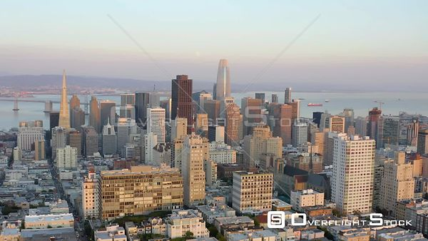 Downtown San Francisco California