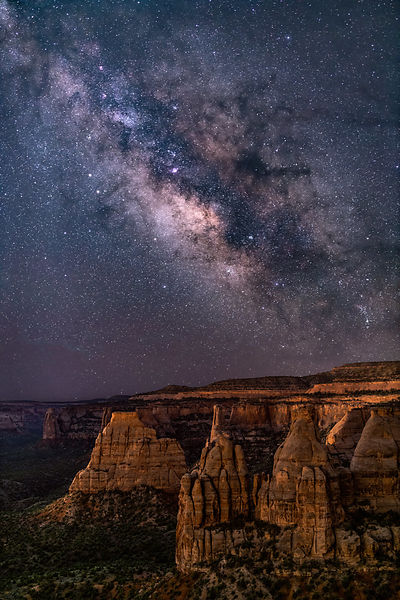 007 - Monumental Milky Way