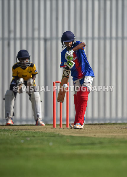 Semi Final - Under 13 - Vikings - Vs - Sixers  - Durbanville Cricket Club .