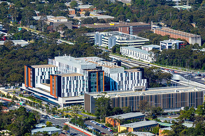 Northern Beaches Hospital, Frenchs Forest