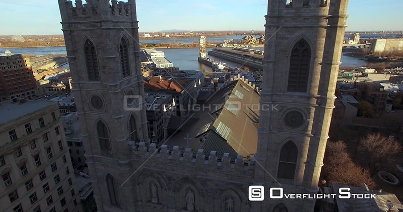 Notre Dame Cathedral Montreal Quebec Canada