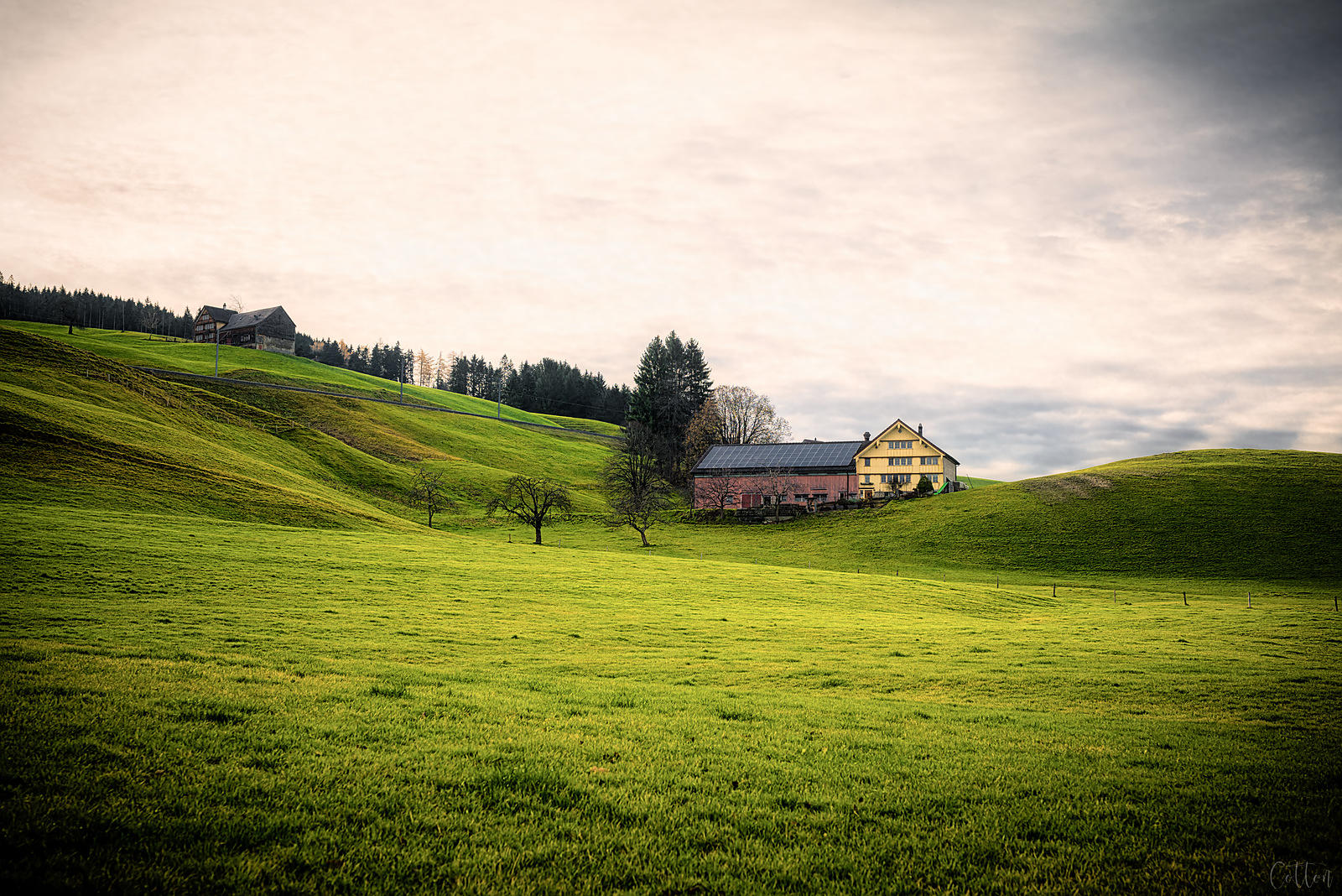 Rolling in Appenzell