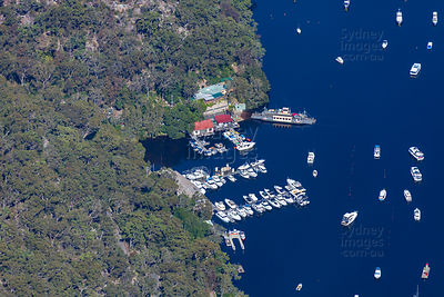 Berowra Waters Aerial Photography
