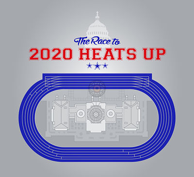 The Race to 2020 Heats Up.