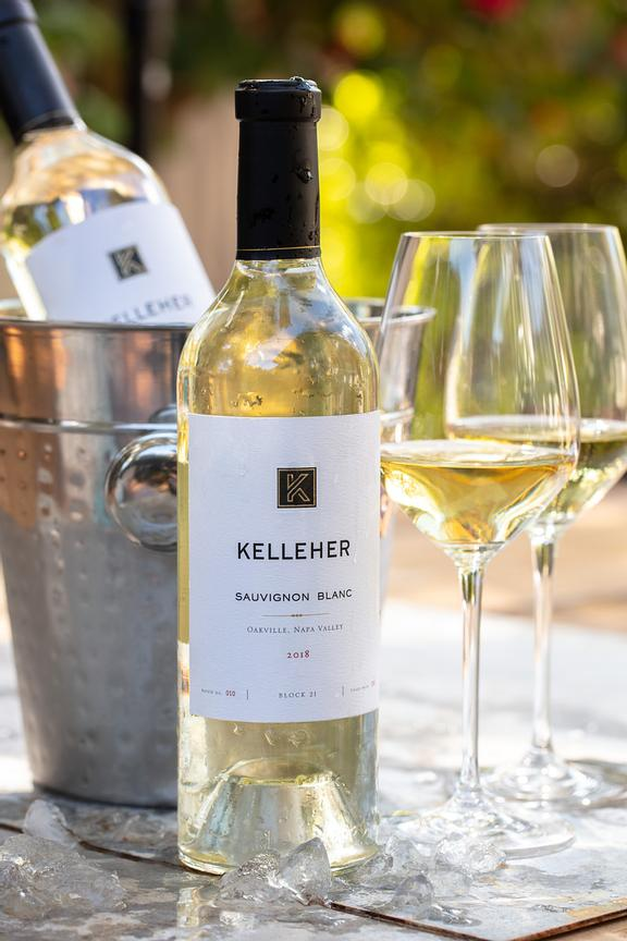 Styled wine photography for Kelleher Vineyards, Napa County, California by Jason Tinacci
