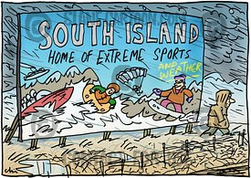 South Island Extreme Sports