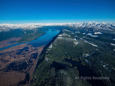 Pitt Lake and Pitt Polder Ecological Reserve