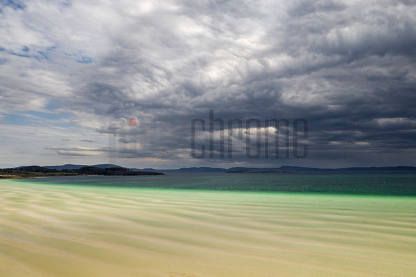 Storm Clouds over Dunalley Beach
