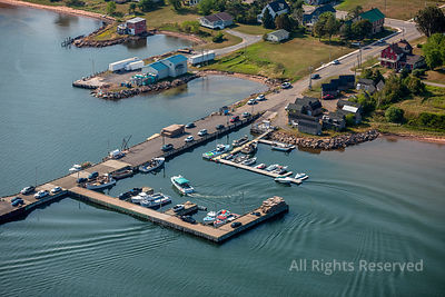 Town of Georgetown Prince Edward Island Canada