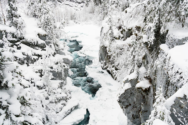 Alaska Winter Landscapes