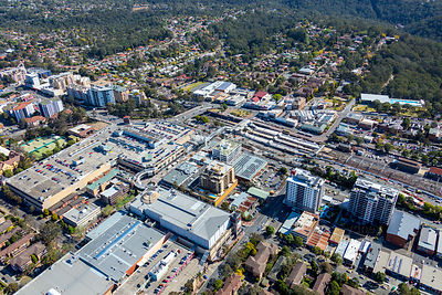 Hornsby Shops