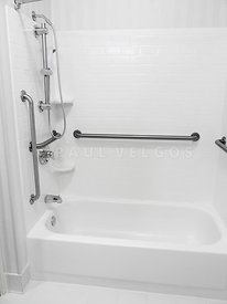 Handicapped Disabled Access Bathtub Shower