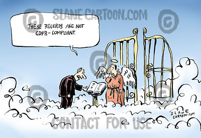 GDPR At Heaven's Gate