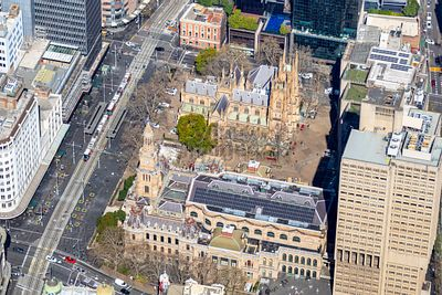 Town Hall Square, Sydney