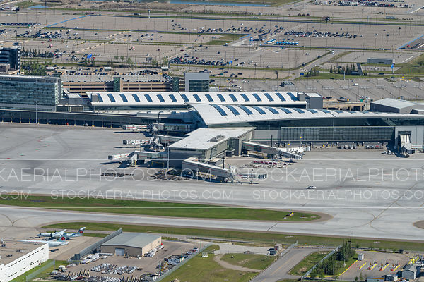 Concourse D, Calgary International Airport