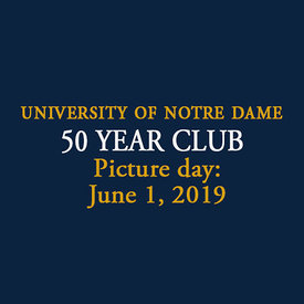 University of Notre Dame Reunion 2019