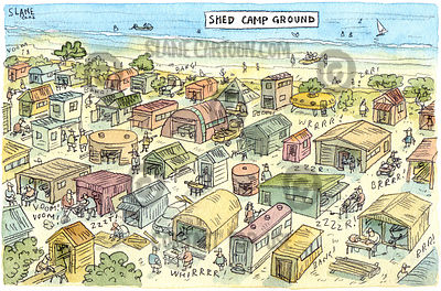 Beach Campground