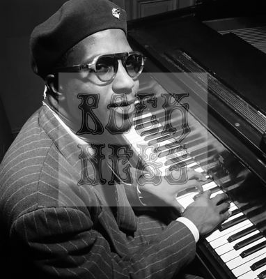Thelonious Monk at Minton's Playhouse