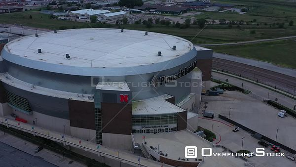 Pinnacle Bank Arena, basketball stadium, Lincoln, Nebraska, USA