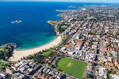 South over Coogee